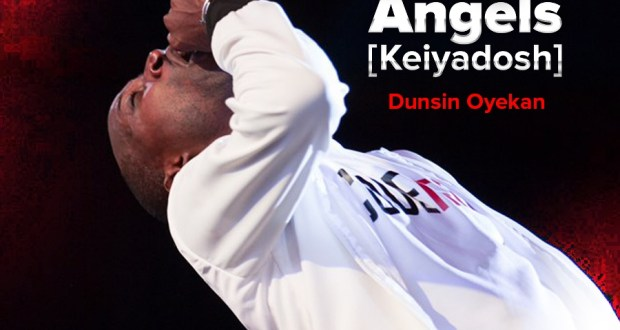 Dusin Oyekan - Song Of Angels (Kei Yadosh!)