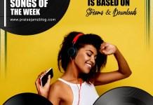 Top5 Gospel songs of the week