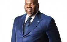 Bishop T.D. Jakes receives high praise for greatly reducing recidivism rates through his T.O.R.I. program