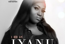 IBK Releases New Song IYANU