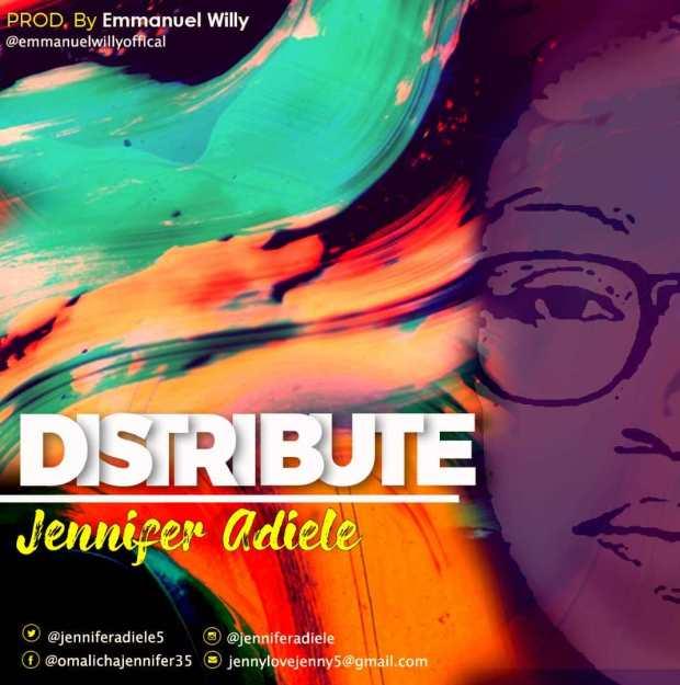 Jennifer Adiele - Distribute