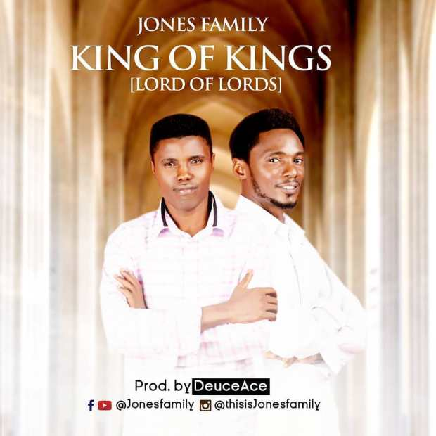 Jones Family - King Of Kings