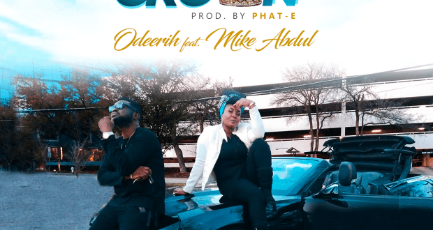 Odeerih Premieres - I Cast My Crown (Ft. Mike Abdul)