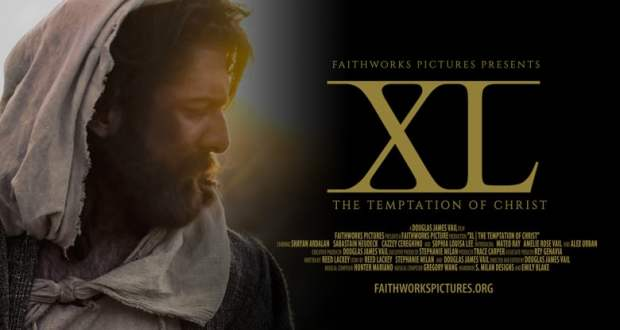 The Temptation of Christ (2019 Movie)