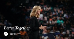 Victoria Osteen - Better Together