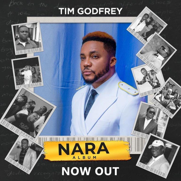 [ALBUM] Tim Godfrey - Nara
