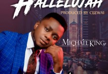 [MUSIC] Michael King - Hallelujah
