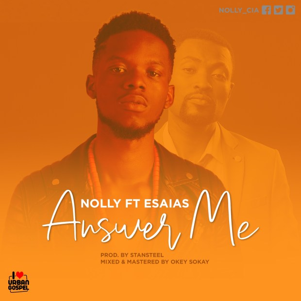 [MUSIC] Nolly - Answer Me
