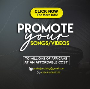 Promote your gospel songs