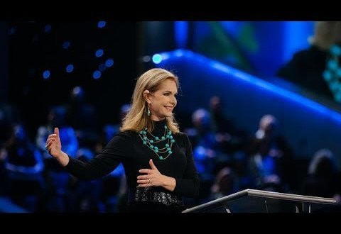 [SERMON] Victoria Osteen - Develop Self-Control To Rise Higher With God