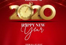 2020 Is Here! Happy New Year To All Our Fans Home & Abroad