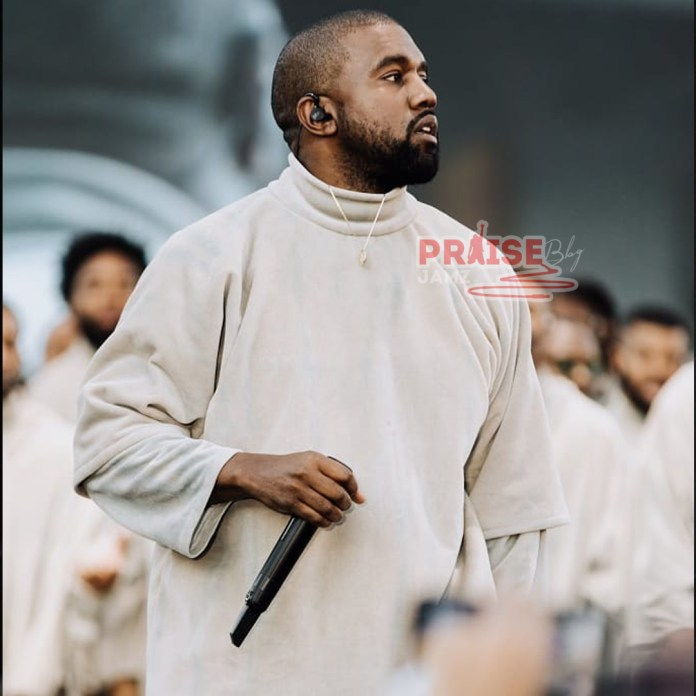 Kanye West shares how Jesus saved him from devil; hundreds dedicate lives to Christ at youth conference
