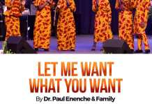 [MUSIC] Dr Paul Enenche - Let Me Want What You Want
