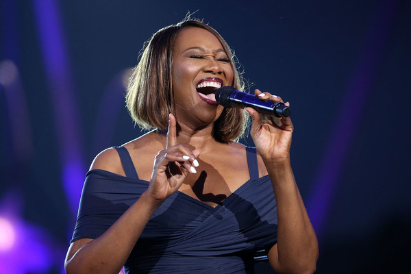 Gospel Legend, Yolanda Adams Teaches How To Sing Better Instantly
