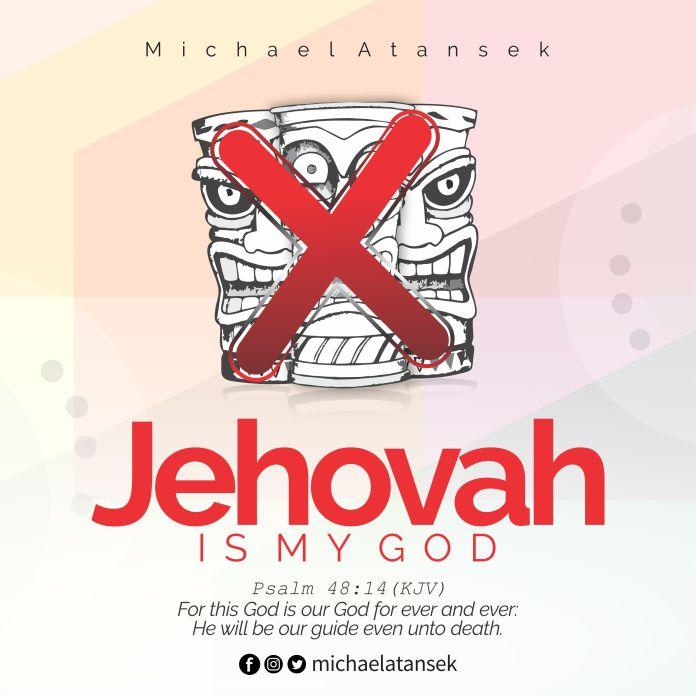 [MUSIC] Michael Atansek – Jehovah Is My God