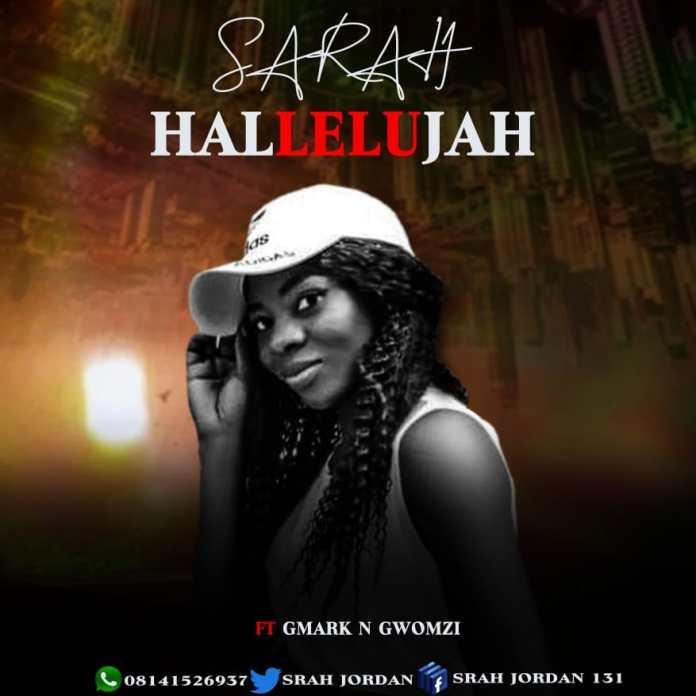 [MUSIC] Sarah Jordan - Hallelujah
