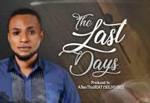 [MUSIC] Abraham John - The Last Days