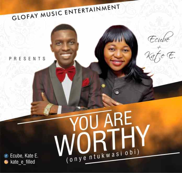 [MUSIC] Ecube - You Are Worthy (Onye Ntukwasiobi) (Ft. Kate E)