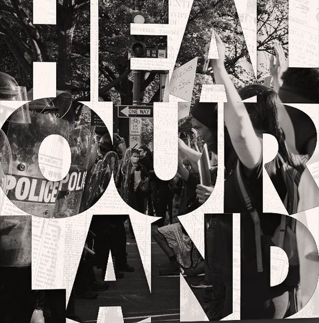 [MUSIC] Sam & Christin Hart - Heal Our Land