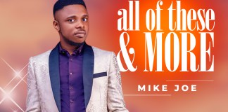 [MUSIC] Mike Joe - All of these and More