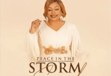 [MUSIC] Sinach - Peace in the Storm