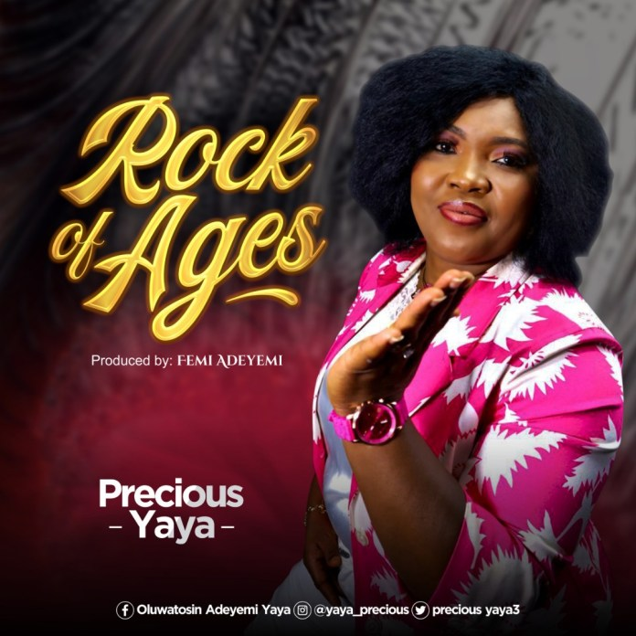 [MUSIC] Precious Yaya - Rock Of Ages