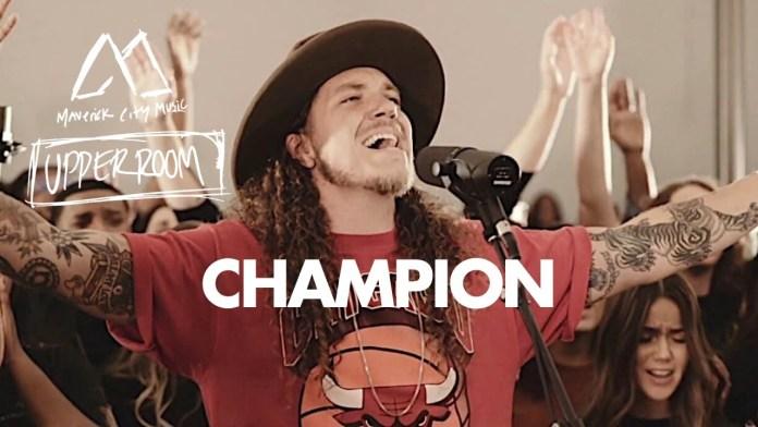 [MUSIC] Maverick City Music - Champion