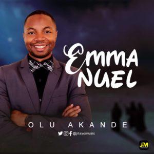 [MUSIC] Olu Akande – Emmanuel