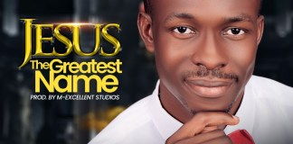 Clinton Victor - Jesus The Greatest Name