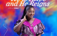 [MUSIC] Chissom Anthony - He Is Alive And He Reigns