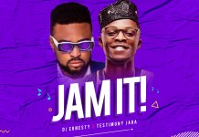 DJ Ernesty - Jam It