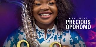 Psalmist Precious Oporomo - Lovesong