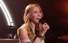 "Lauren Daigle Delivers Amazing ""Look Up Child"" Performance On 'American Idol'"