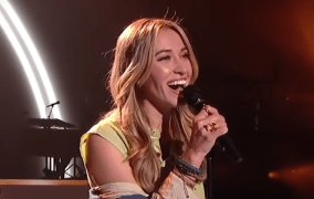 """Lauren Daigle Delivers Amazing """"Look Up Child"""" Performance On 'American Idol'"""