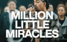 [MUSIC] Elevation Worship & Maverick City - Million Little Miracles