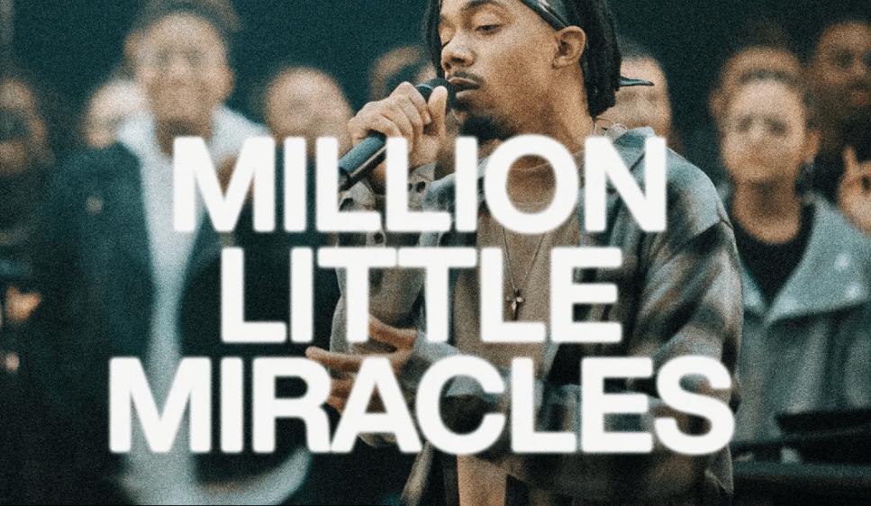 Elevation Worship & Maverick City - Million Little Miracles