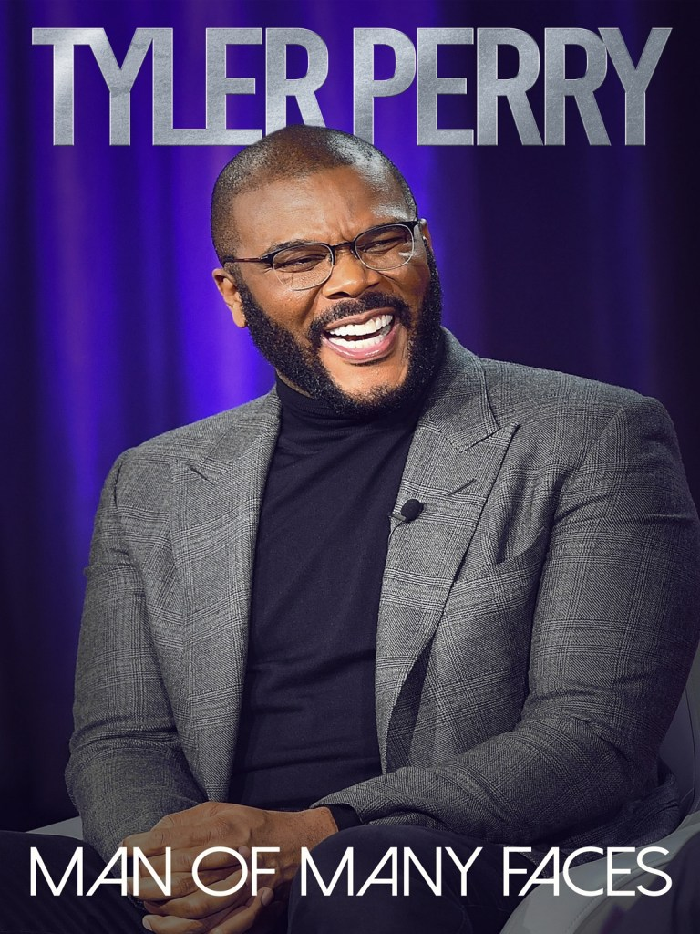 Tyler Perry: Man of Many Faces' Celebrated in New Biography