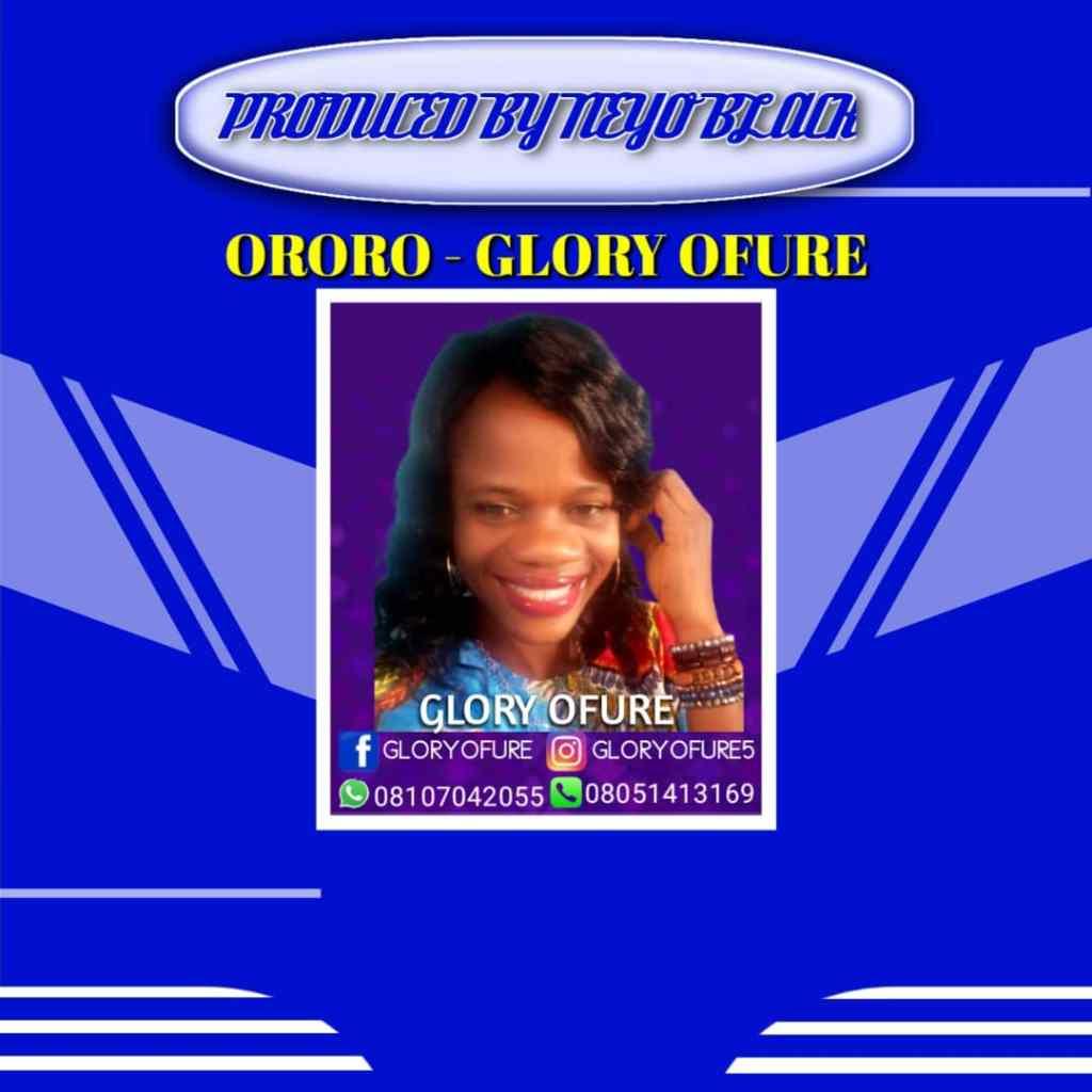 Glory Ofure - Ororo