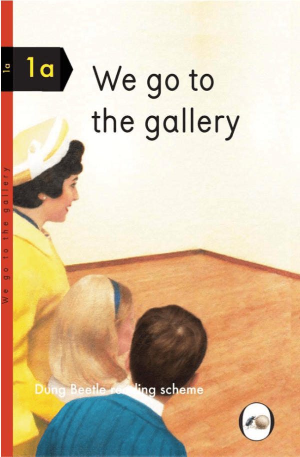 We Go to the Gallery book cover