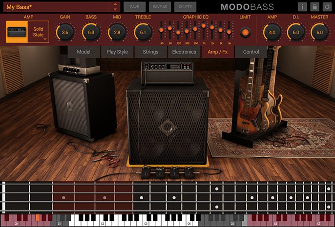 MODO Bass Amps