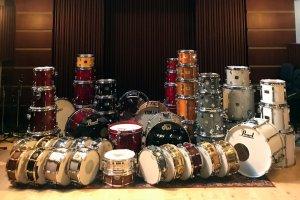 MDrummer - Drum kit pieces