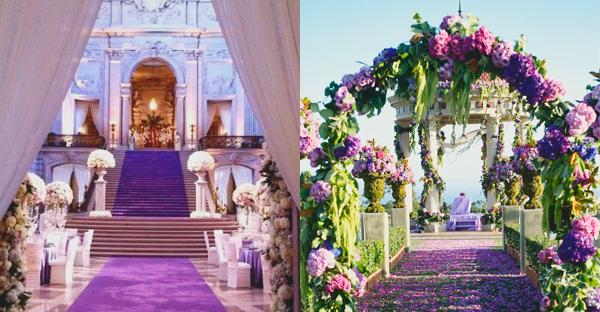 Making a Beautiful Entrance 26 Creative Wedding Entrance Decor Ideas  Praise Wedding