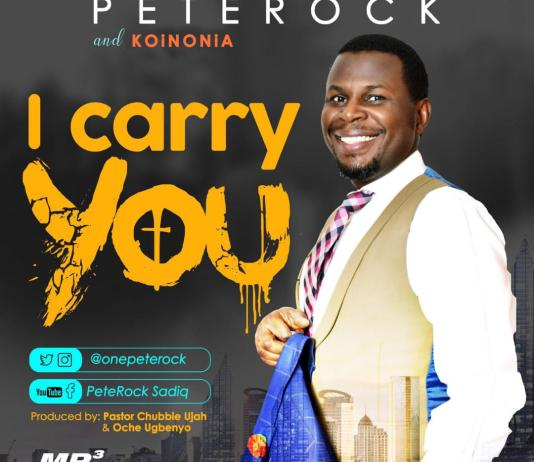 Download: Peterock - I Carry You Ft Koinonia