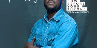 Video: Abiodun SAGE - Bow Before Your Throne