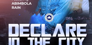 EVENT: Abiodun SAGE hosts Declare in the City 5.0
