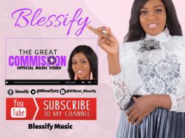 Download: Blessify - The Great Commission