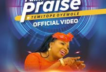 Download: Temitope Oyewole - Fulfilment Praise