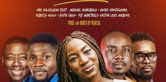 Download: God Bless You - One Halleluyah