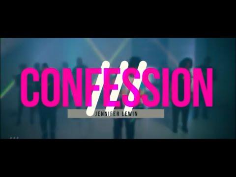 Confession || Jennifer Lewin || Praizenation.com