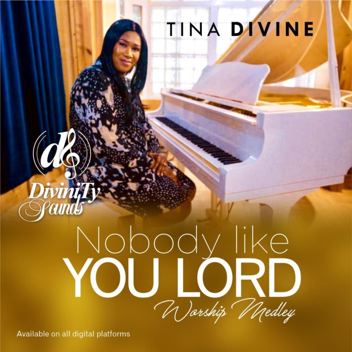 Nobody Like You Lord || Tina Divine || Praizenation.com